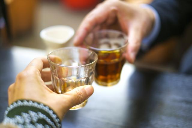 紹興酒をまったり飲む