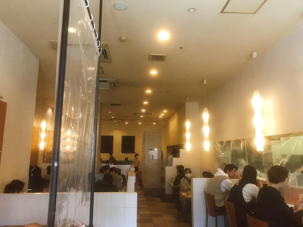 夢厨房(Yume-Kitchen)アクロスモール泉北店の店内