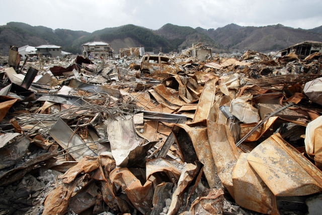 東日本大震災 岩手県 大槌町