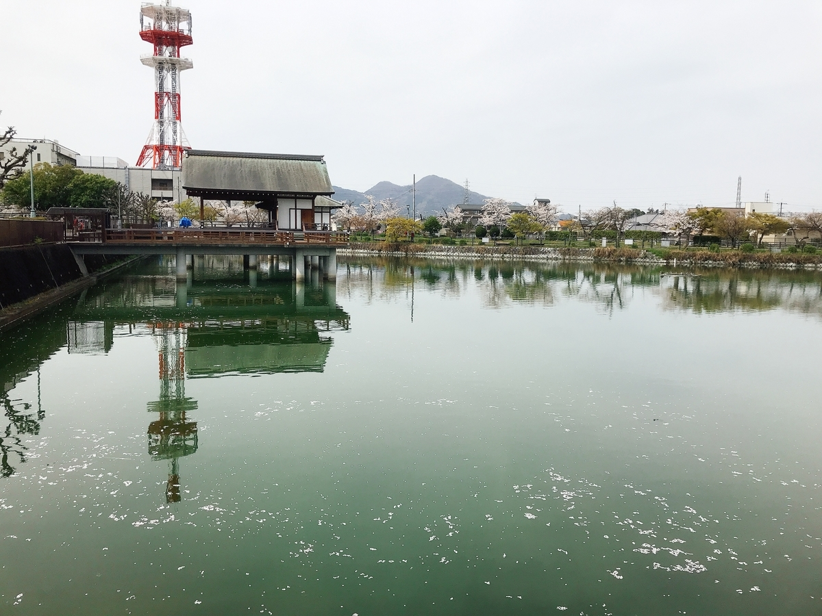 大中(おおなか)池