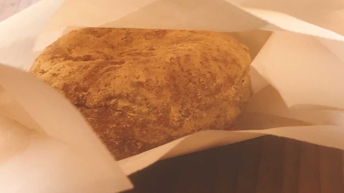 きな粉あんドーナッツ