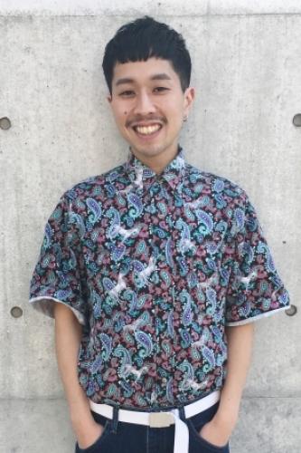 おすすめスタッフ安田