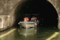 京都新聞写真コンテスト 平成27年琵琶湖疏水遊覧船試験運航