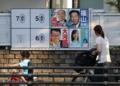 京都新聞写真コンテスト 貴重な一票は・・・