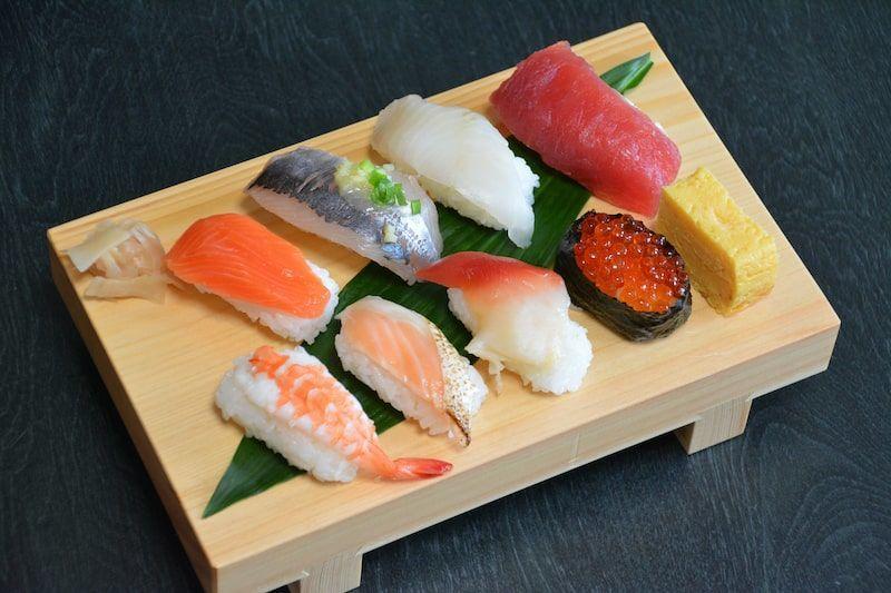 寿司(白米)