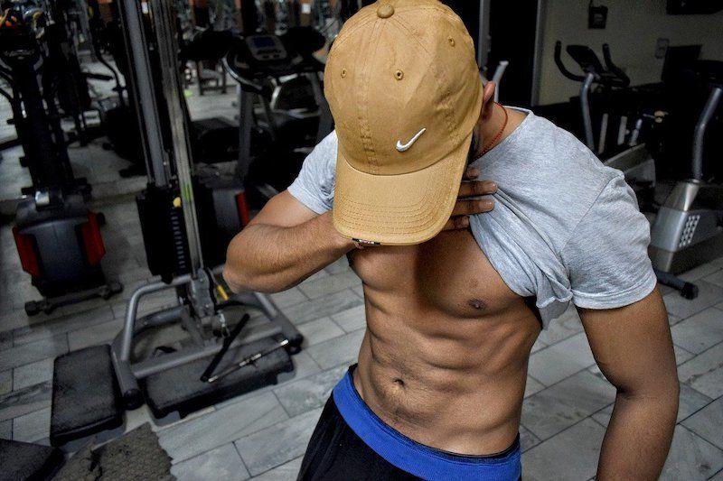 低い体脂肪率