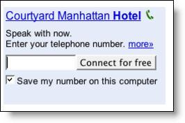 Google Click-to-call型のアドワーズ広告