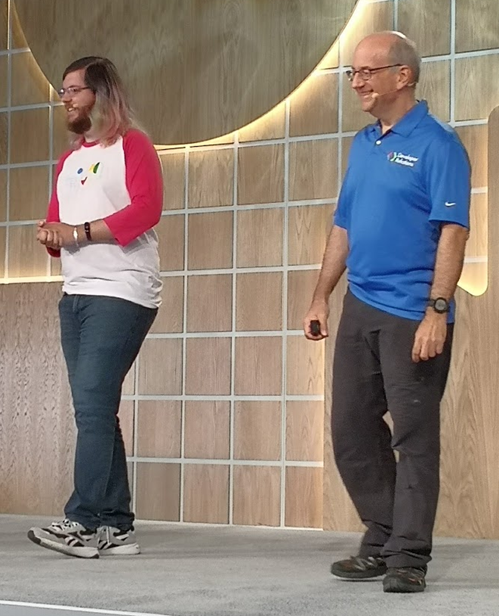 Google I/O 2019 のセッション Google Search State of the Union に登壇した John Mueller 氏と Martin Splitt 氏