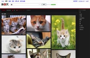 ネイバーが楽天に画像検索エンジンを提供