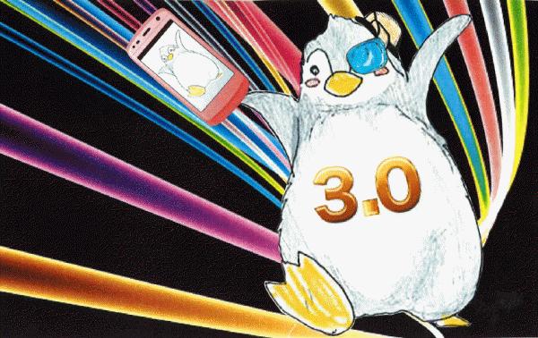 ペンギンアップデート3.0 2014年10月