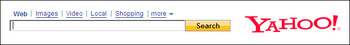 2007年10月1日 米Yahoo! ユーザインターフェース 刷新