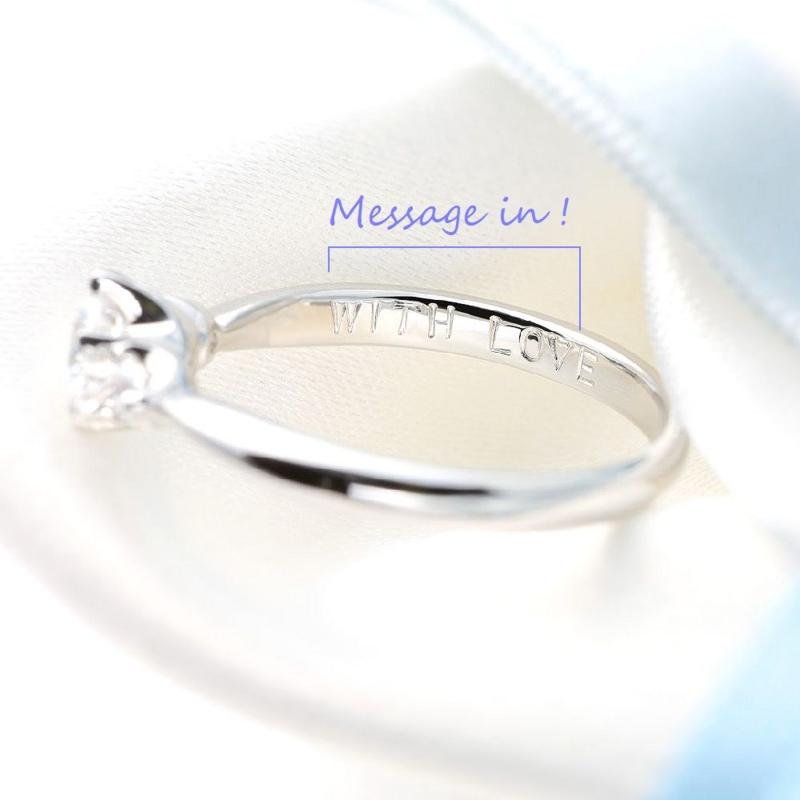 [婚約指輪][高松][刻印]