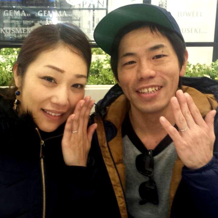 [結婚指輪][香川][FRAU高松]