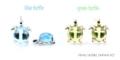 [ルクアイーレ][プレゼント][新作][天然石][ブルートパーズ][ペリドット][ネックレス][ピアス][カメ][アンカー]