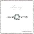 [大阪][梅田][ルクアイーレ][バラ][結婚指輪][婚約指輪][ネックレス][ジュエリー][人気][フラウ]