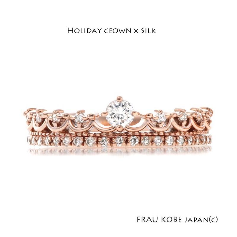 [大阪][梅田][ルクアイーレ][贈り物][プレゼント][リング][指輪][王冠][クラウン][人気]
