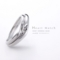 [結婚指輪][マリッジリング][重ねてモチーフ][重ねてハート][プラチナ][香川][高松][神戸][人気][V]