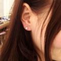 [大阪][梅田][ルクアイーレ][アコヤ][真珠][ピアス][フラウ]