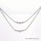 [大阪][梅田][ルクアイーレ][ダイヤモンド][ネックレス][プレゼント][贈り物][人気][フラウ]