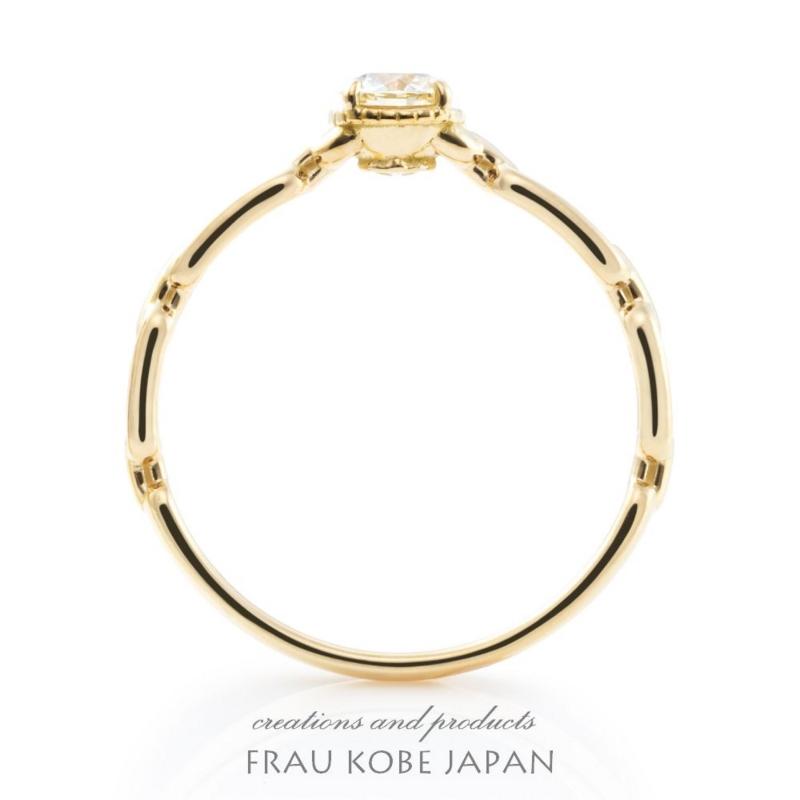 [エンゲージリング][人気][チェーン][高松][婚約指輪]