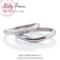 [大阪][梅田][ルクアイーレ][ティアラ][王冠][指輪][婚約指輪][結婚指輪][セットリング][フラウ]
