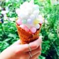 [おいり][ソフトクリーム][香川]