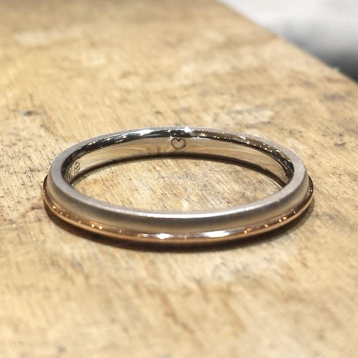 [指輪][内側][ハート][刻印][高松]