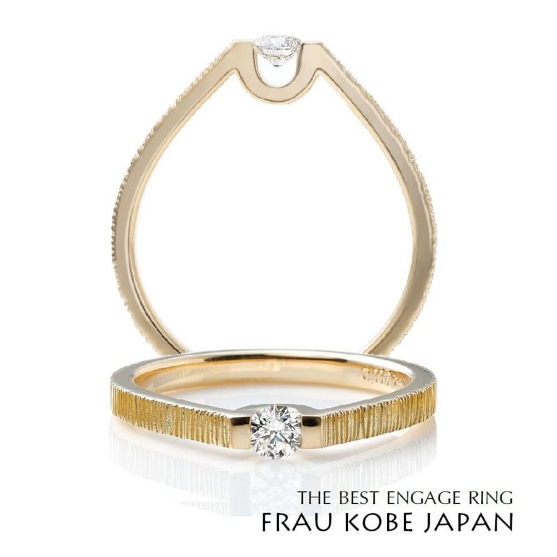 [エンゲージリング][人気][高松婚約指輪][おしゃれ]