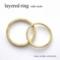 [大阪][梅田][ルクアイーレ][エンゲージ][マリッジ][婚約指輪][結婚指輪][新作][アンティーク][マット]
