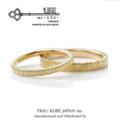 [人気][新作][ゴールド][結婚指輪]