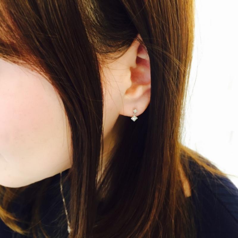 [ジュエリー][ネックレス][シンプル]
