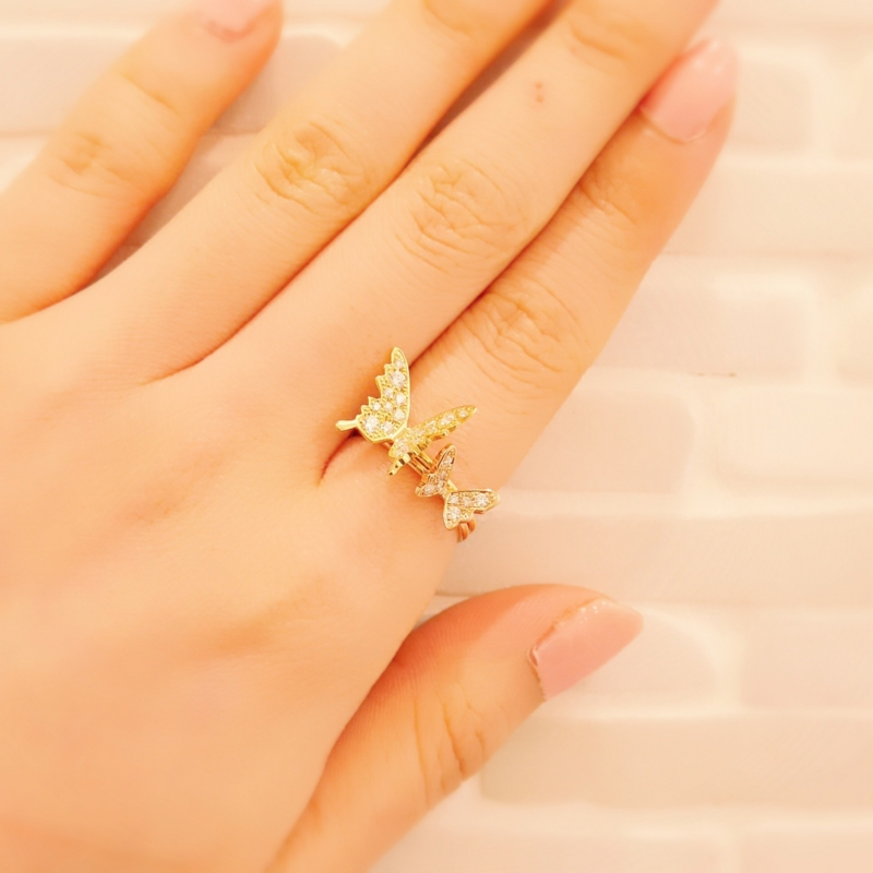 [FRAUKOBE][フラウコウベ][バタフライ][蝶][ダイアモンド]