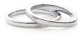 [オリジナル][結婚][指輪][シンプル]