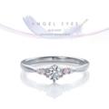 [京都][エンゲージリング][婚約指輪][ピンクダイヤ][人気][bluedoor]