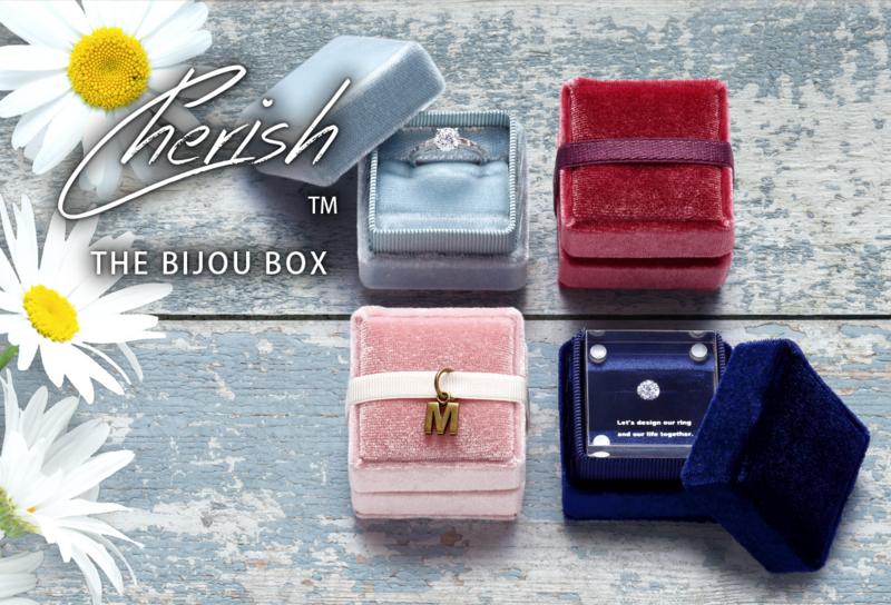 [リングボックス][可愛い][ジュエリーボックス][宝石箱][可愛い][京都][プロポーズ]