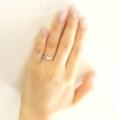 [桜][桜の婚約指輪][京都の婚約指輪][京都 エンゲージリン]