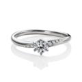 [新作][結婚指輪][婚約指輪][海][波][マーメイド]