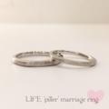 [結婚指輪][オーダーメイド][高松]結婚指輪