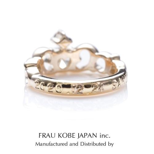 [高松][ベビーリング][赤ちゃん][ジュエリー][指輪]