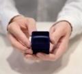 [プロポーズ][リングボックス][小さい][エンゲージリング][サプライズ]