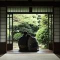 [梅雨][京都][結婚指輪][婚約指輪][ゴールド]