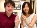 [刻印][結婚指輪][オリジナルリング]2018.8.15.1