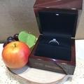 [箱パカ][プロポーズ][婚約指輪]木箱