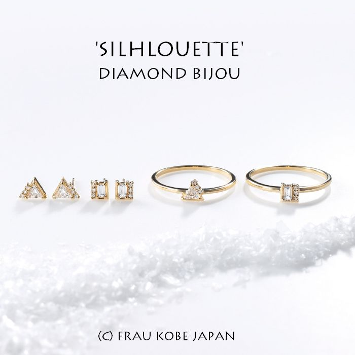 [新作][ジュエリー][高松][ダイアモンド]