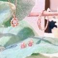[京都指輪][ピンクトルマリン][カラーミスト]