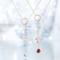 [ピアス][ネックレス][ファッションジュエリ][カラーストーン]