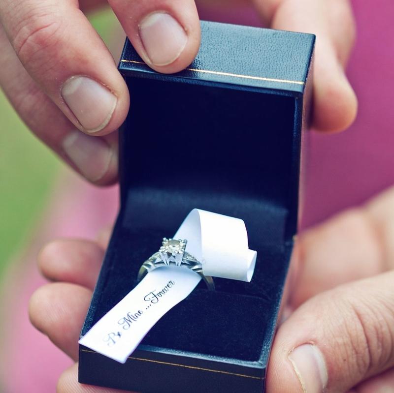 [プロポーズ][京都婚約指輪][京都プロポーズリング]