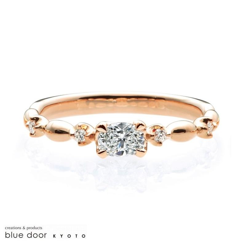[バレンタイン][京都結婚指輪][京都婚約指輪]