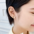 [蝶ジュエリー][バタフライリング][春ピアス][ちょうちょ][高松人気]