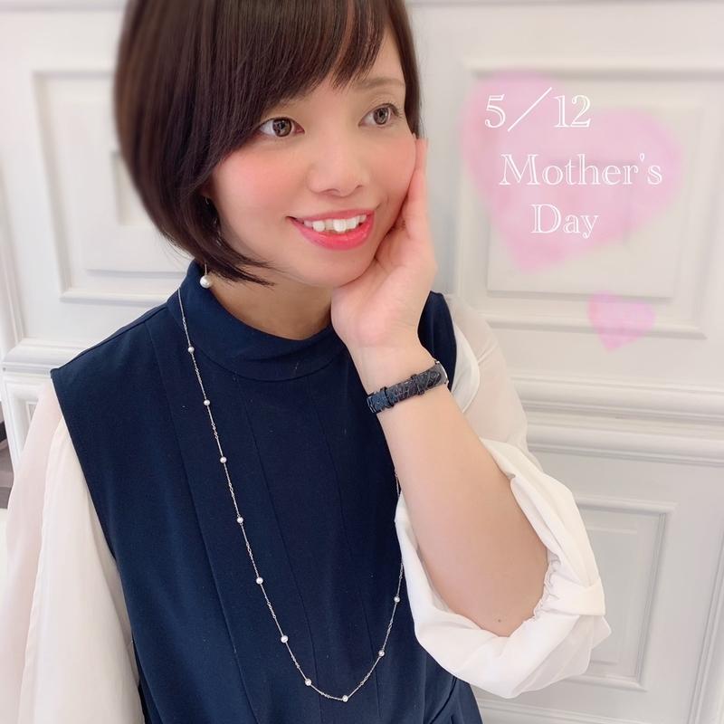 [母の日プレゼント][母の日ジュエリー][パールネックレス][ネックレス][高松]